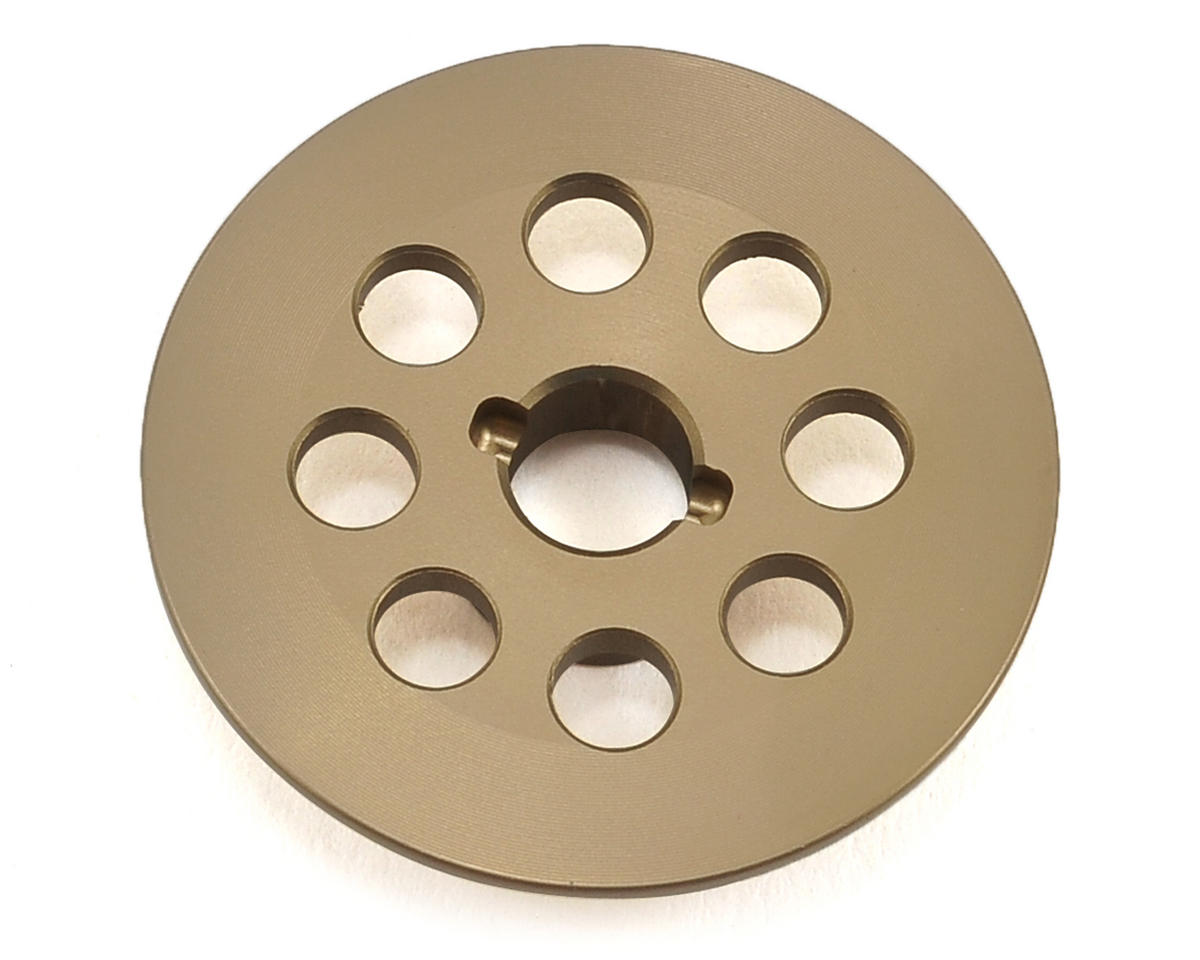 SWorkz S104 Aluminum Center Slipper Clutch Plate