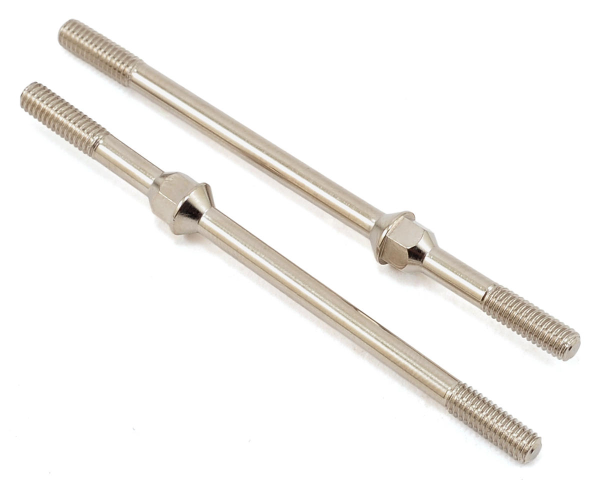 SWorkz S350T 4x75mm Steering Linkage Turnbuckle (2)