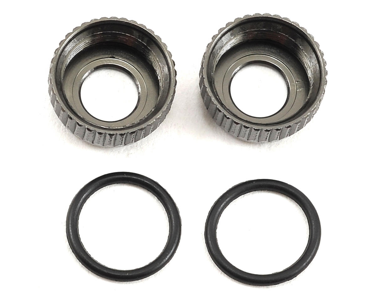 SWorkz S102 Shock Seal Cover (2) (Gun Metal)