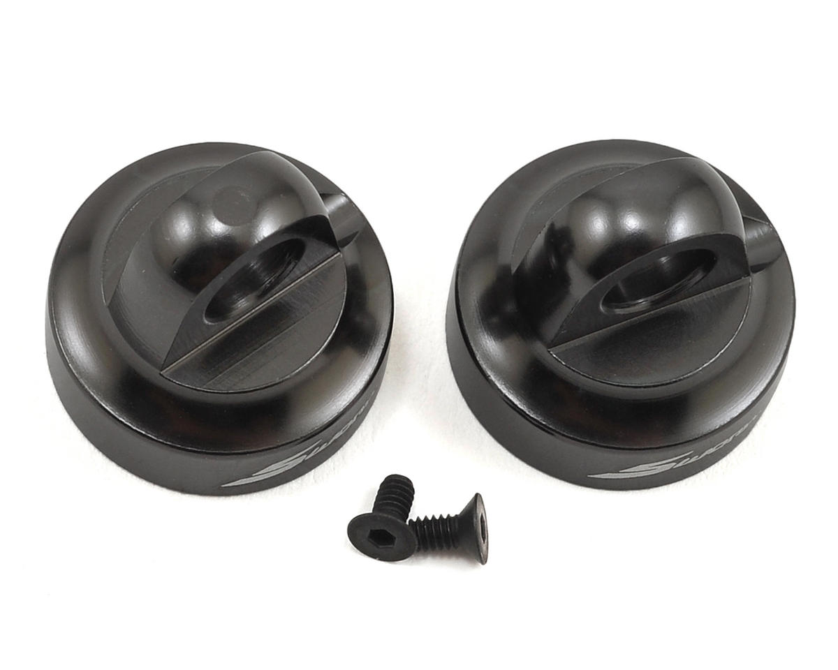 SWorkz S104EVO/102 Shock Cap (2) (Gun Metal)
