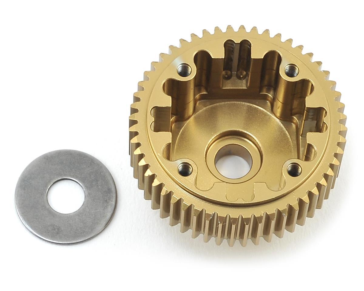 Aluminum S12-1M/R Gear Differential Case by SWorkz
