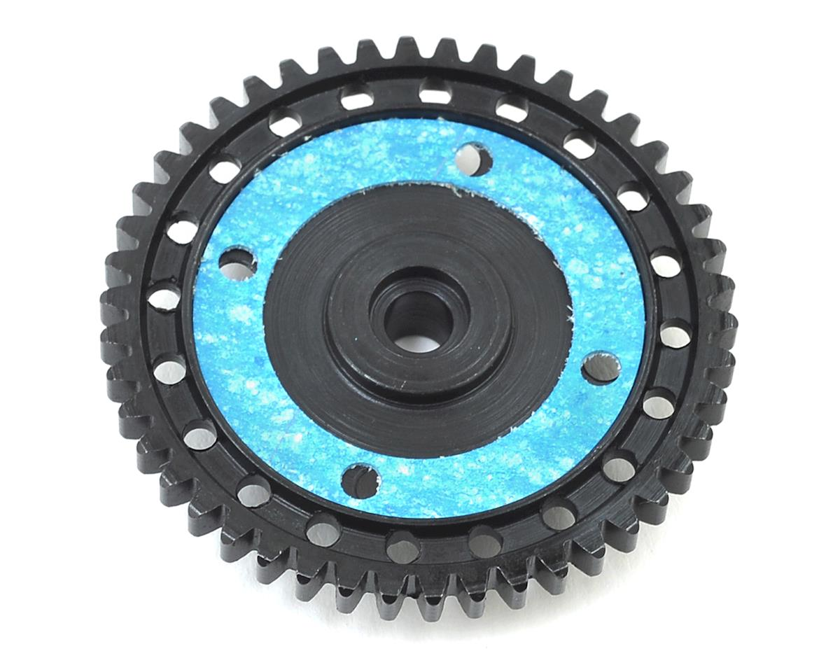 S35-3 Series Center Spur Gear (46T) (for Plastic Case) by SWorkz