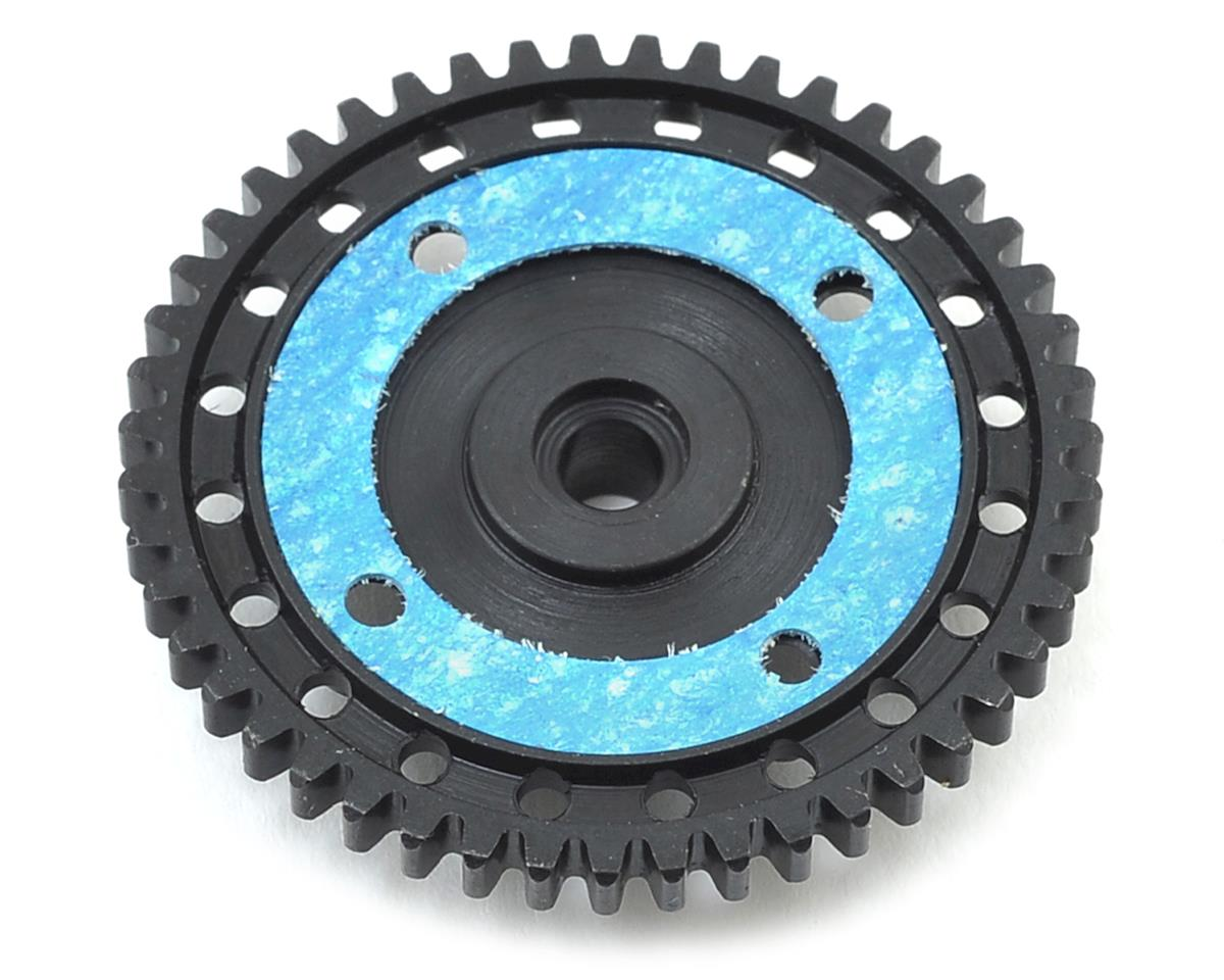 SWorkz S-Workz S35-3 Series Center Spur Gear (47T) (for Plastic Case)
