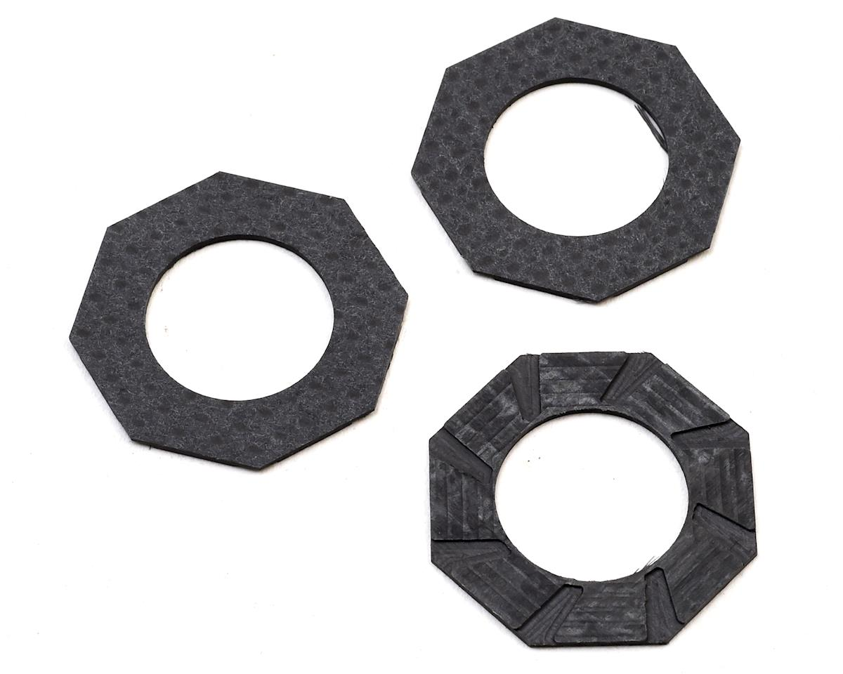 High Performance Carbon Slipper Clutch Pads (3) by SWorkz
