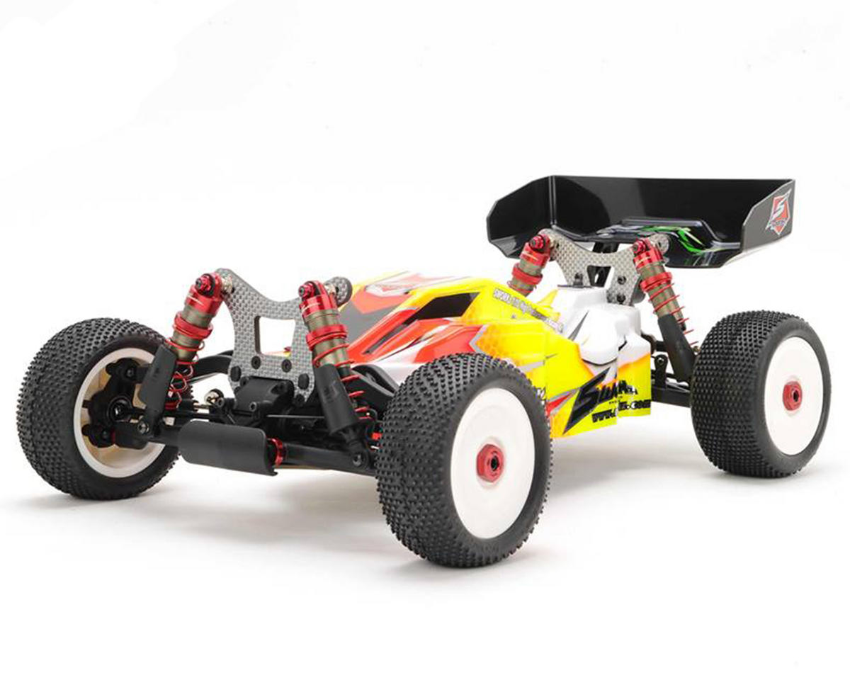 SWorkz S104 EK1 1/10 4WD Off Road Racing Buggy Pro Kit