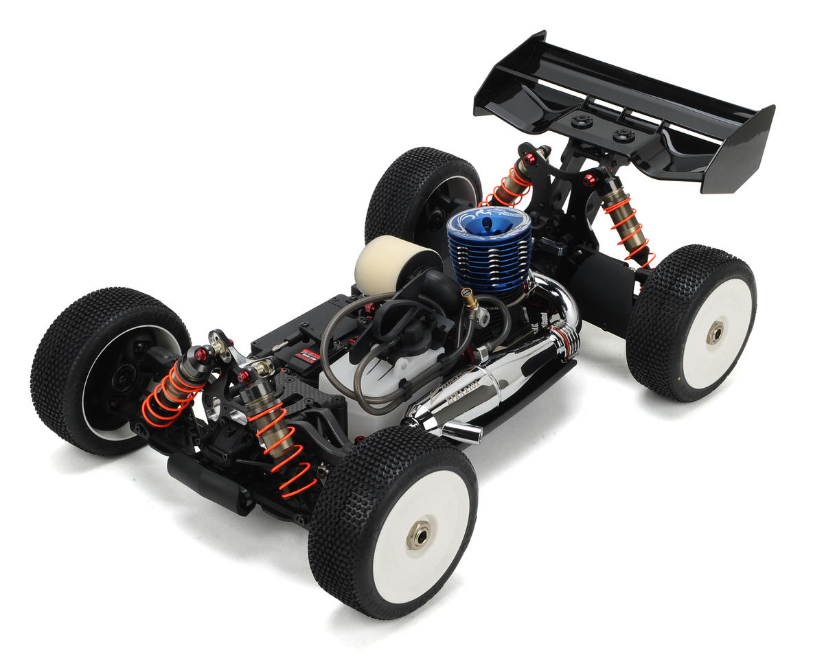 SWorkz S350 BK1 EVO 1/8 Off-Road Pro Buggy Kit (2014)