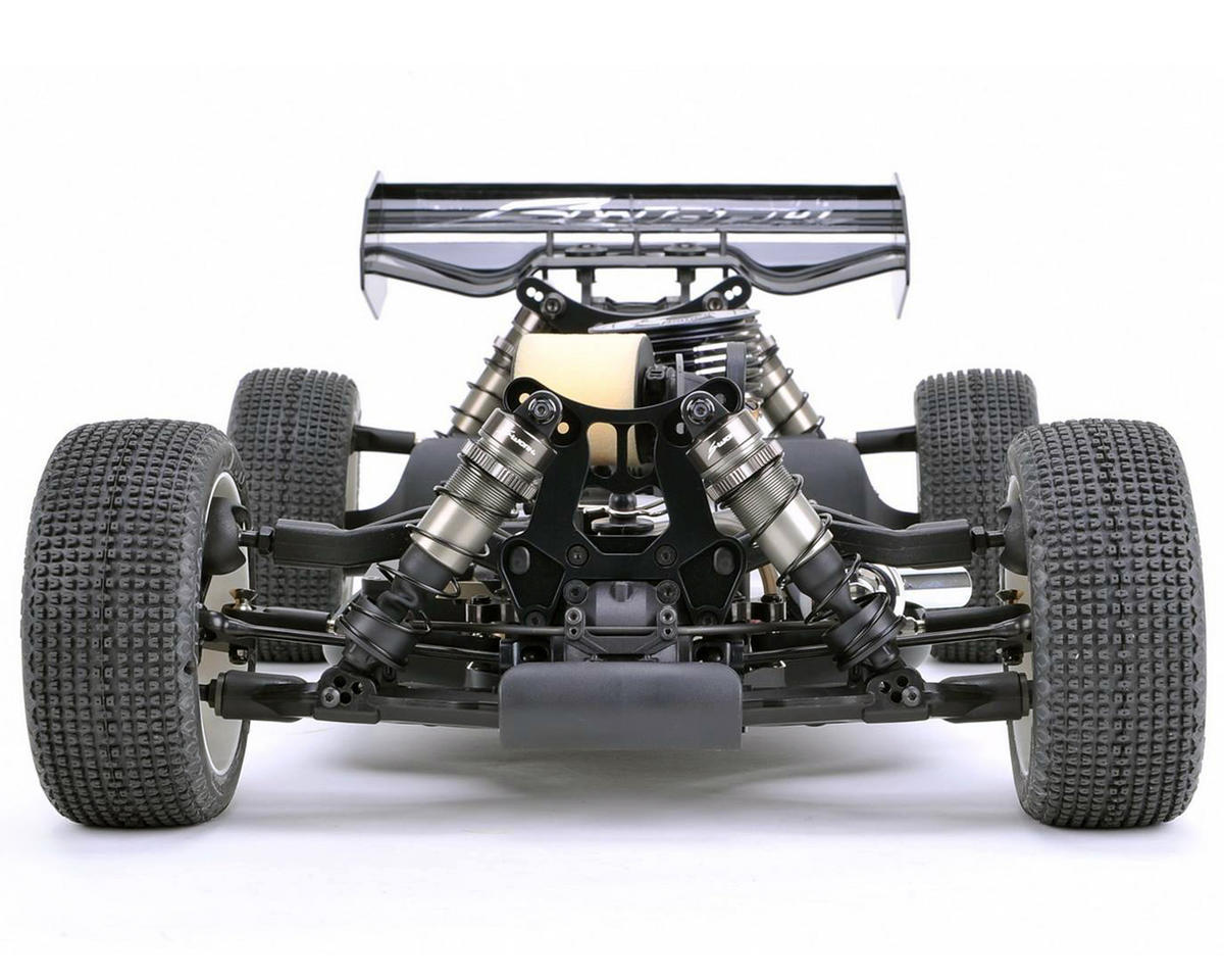 SWorkz S350 EVO II Limited Edition 1/8 Nitro Off-Road Buggy Kit