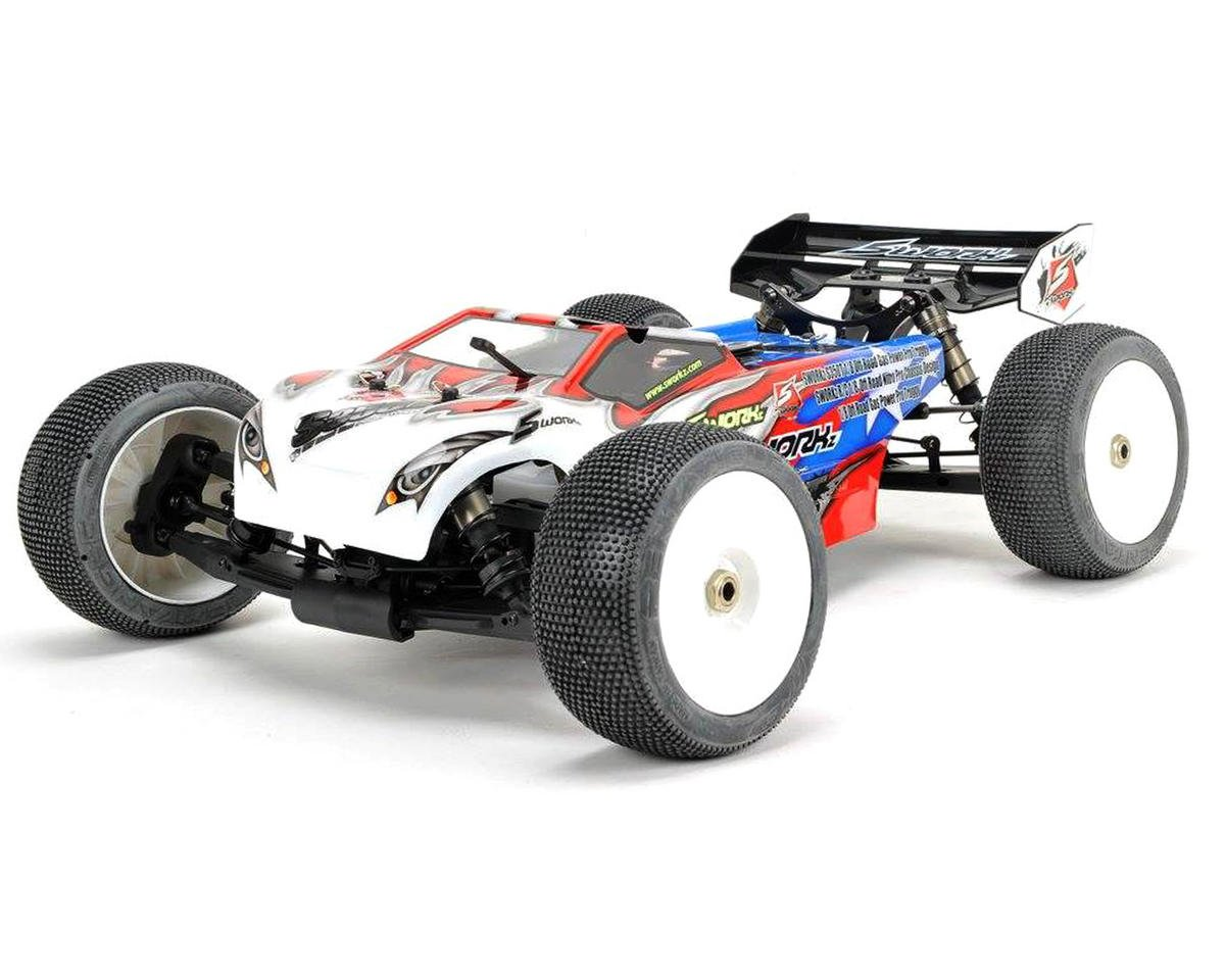 "S350T Pro ""US Edition"" 1/8 Off-Road Nitro Truggy Kit"