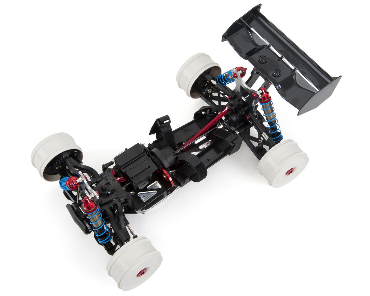 SWorkz S350 BE1 EVO Pro 1/8 Electric Buggy Kit w/2.0 Pro Shocks & FCSS Chassis (USA Edition)