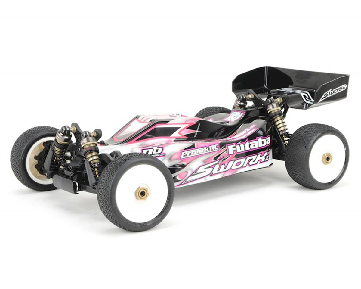 SWorkz S104 EVO EOS 1/10 4WD Off-Road Buggy Pro Kit