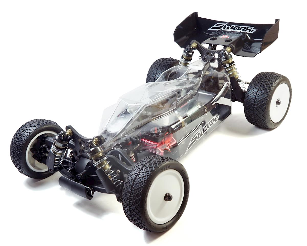 S14-2 1/10 Electric 4WD Off-Road Pro Buggy Kit