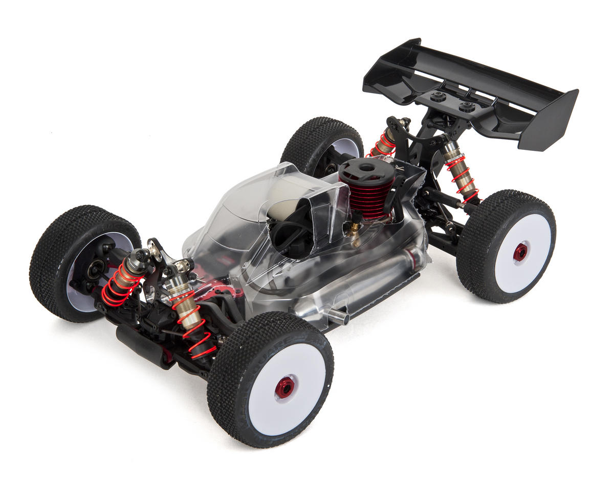 SWorkz S350 BX1 EVO 1/8 Sport RTR Buggy w/2.4GHz Radio & S1 Engine