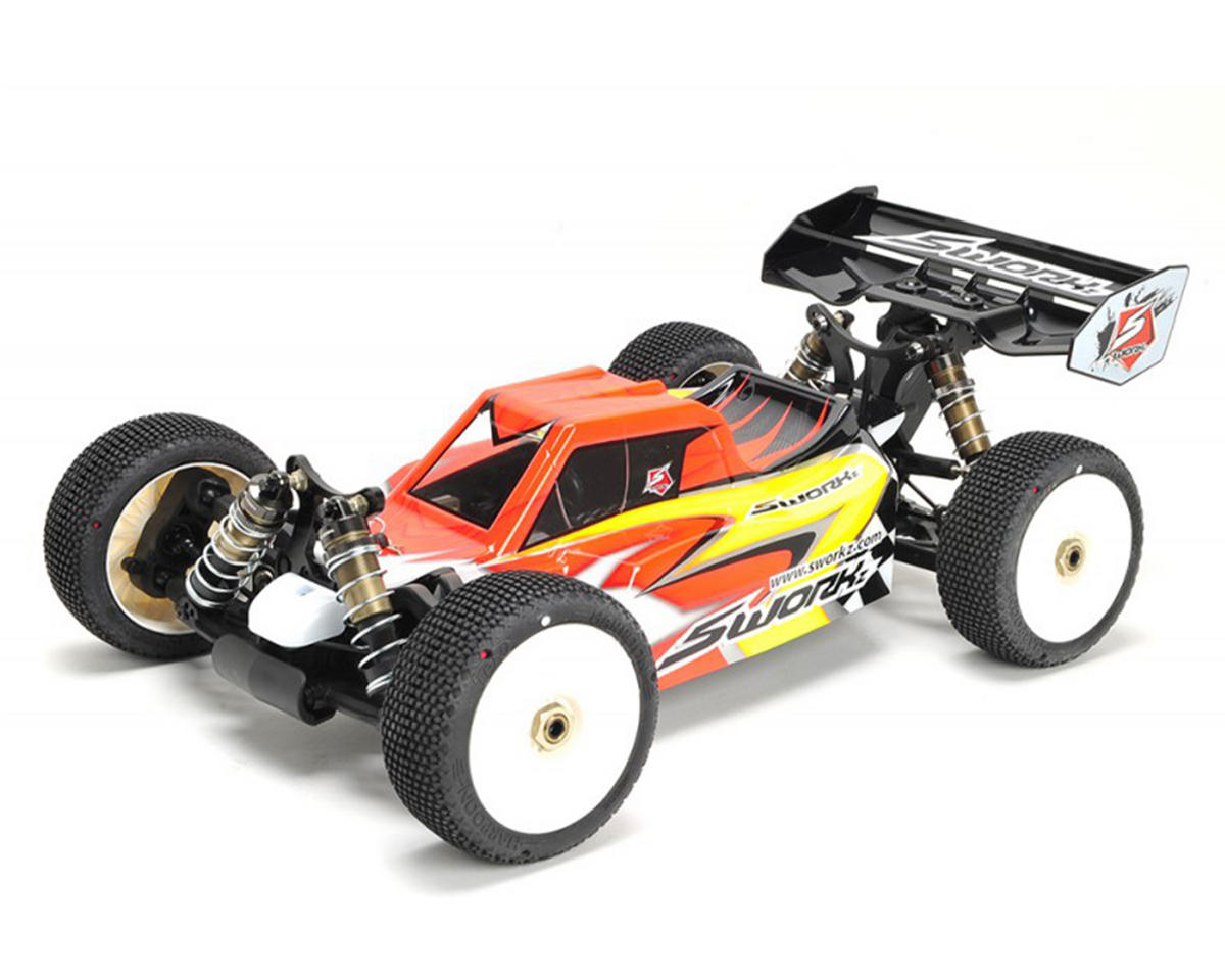 SWorkz S35-2E 1/8 Pro Electric Buggy Kit