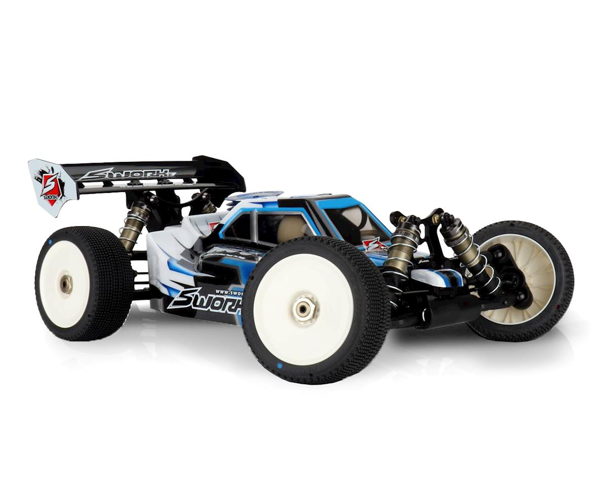 S35-3 1/8 Pro Nitro Buggy Kit by SWorkz