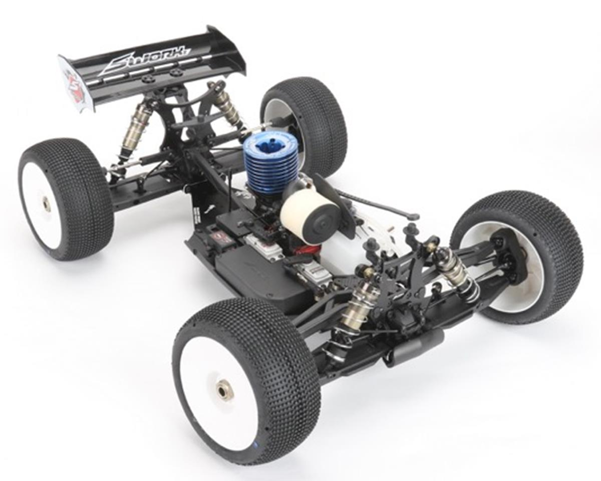 SWORKz S35-T 1/8 Nitro Truggy Pro Kit by SWorkz