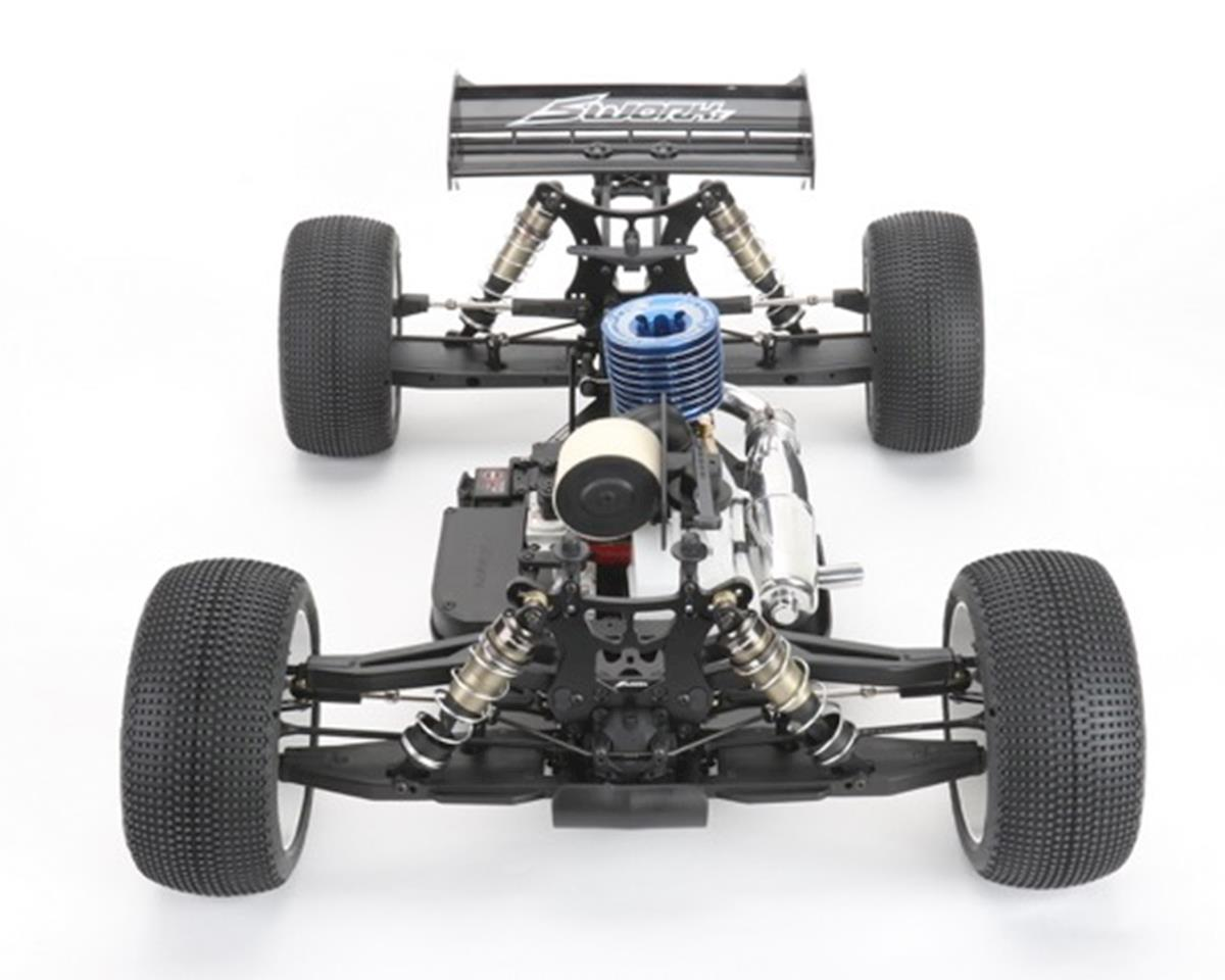 SWorkz SWORKz S35-T 1/8 Nitro Truggy Pro Kit