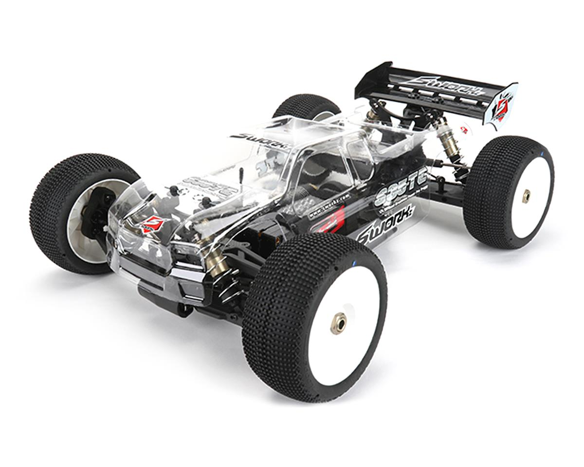 S35-TE 1/8 4WD Off-Road Electric Pro Truggy Kit by SWorkz