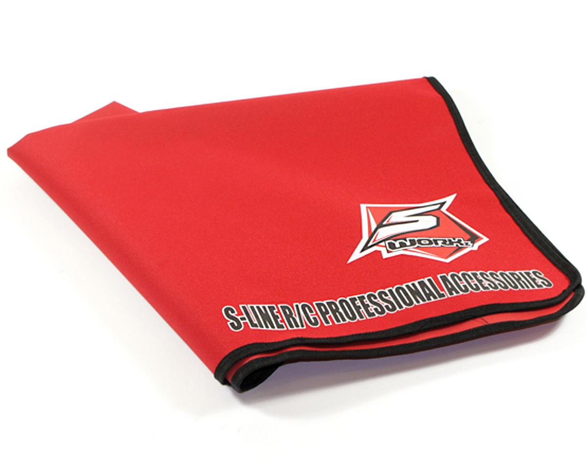 SWorkz S-Line Pit Pad (120x73cm)