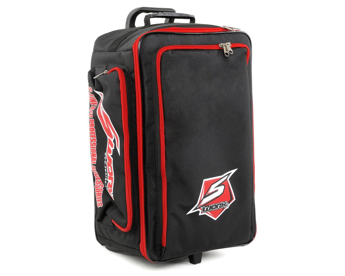 SWorkz Sport Cabin Wheeled Trolley Bag