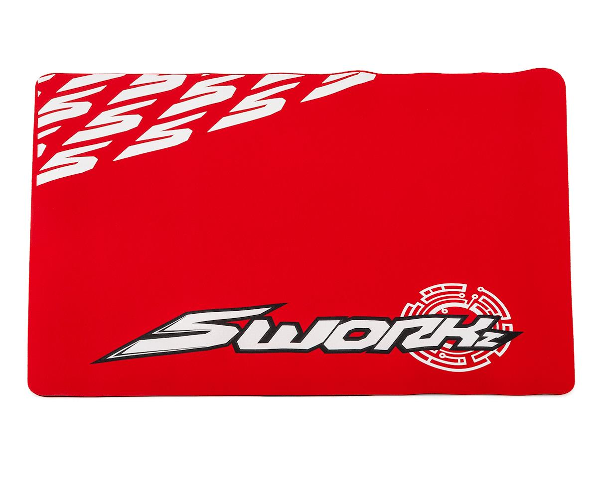 SWorkz S-Line Pit Pad (Medium)