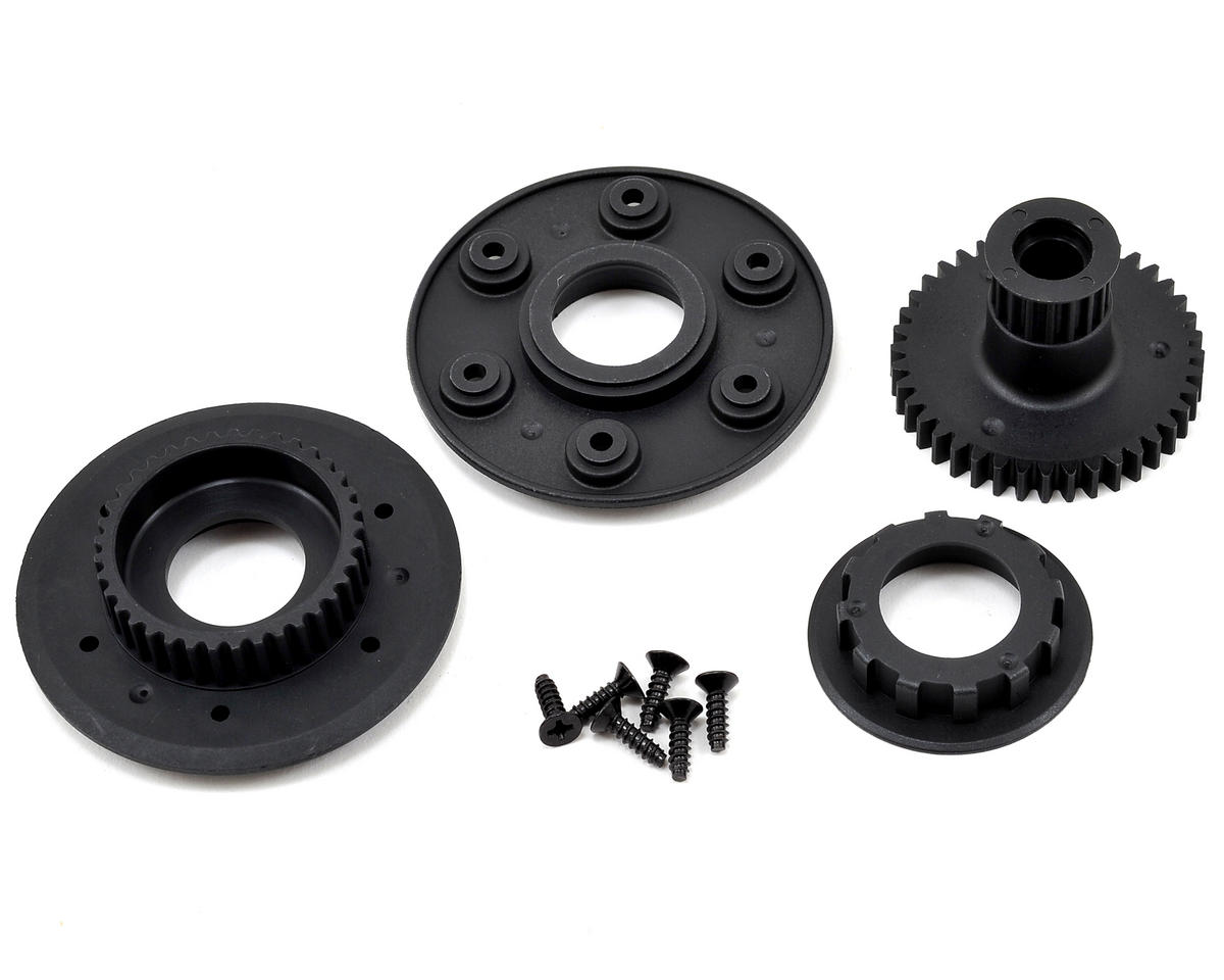 SWorkz BB80 Starter Wheel Pulley Set