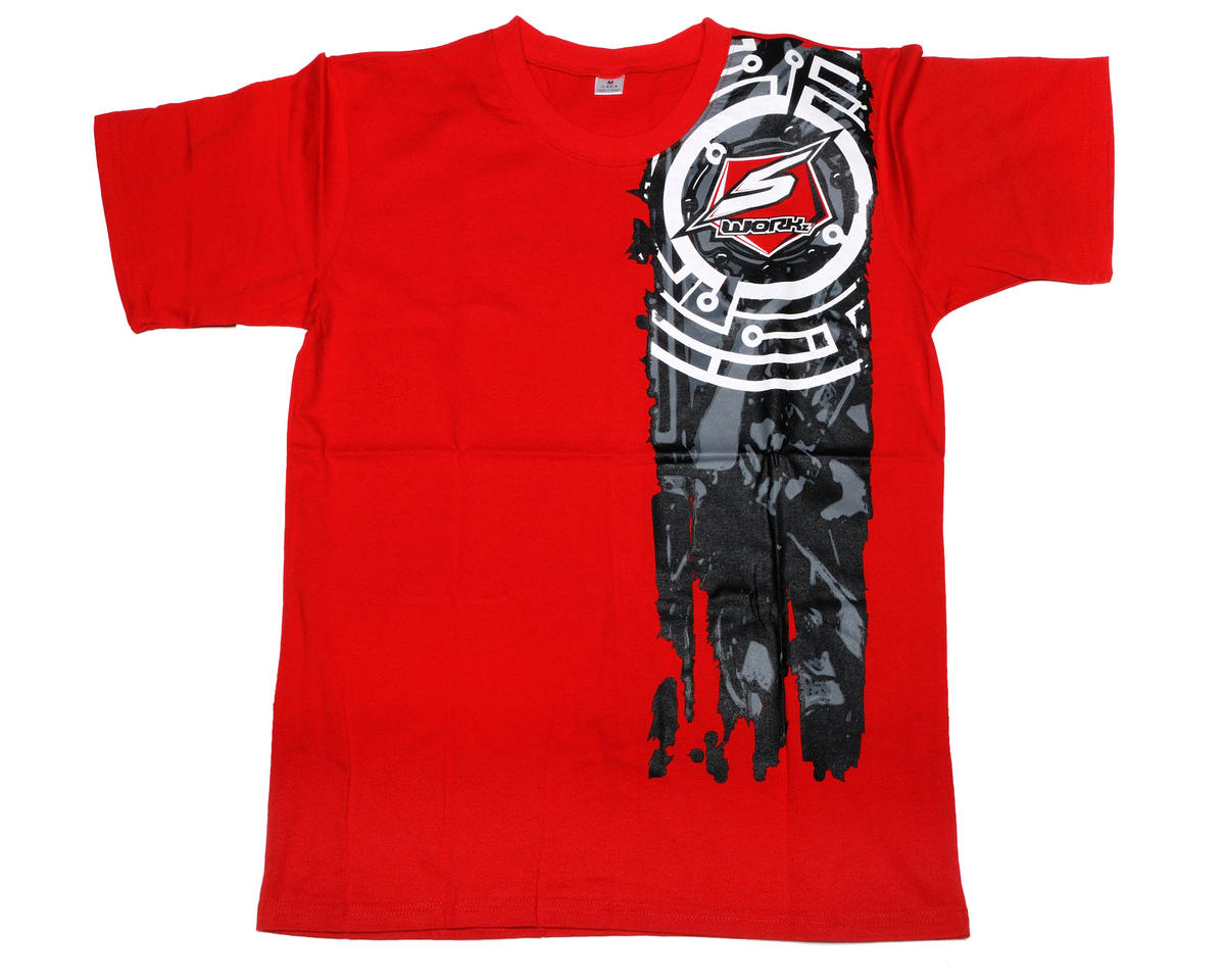SWorkz Technology Logo T-Shirt