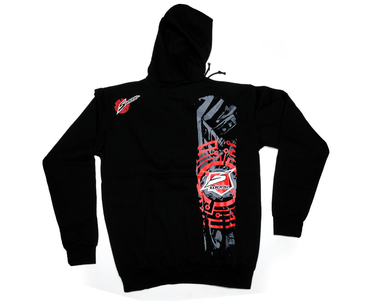 SWorkz Technology Logo Sweater (Black) (L)