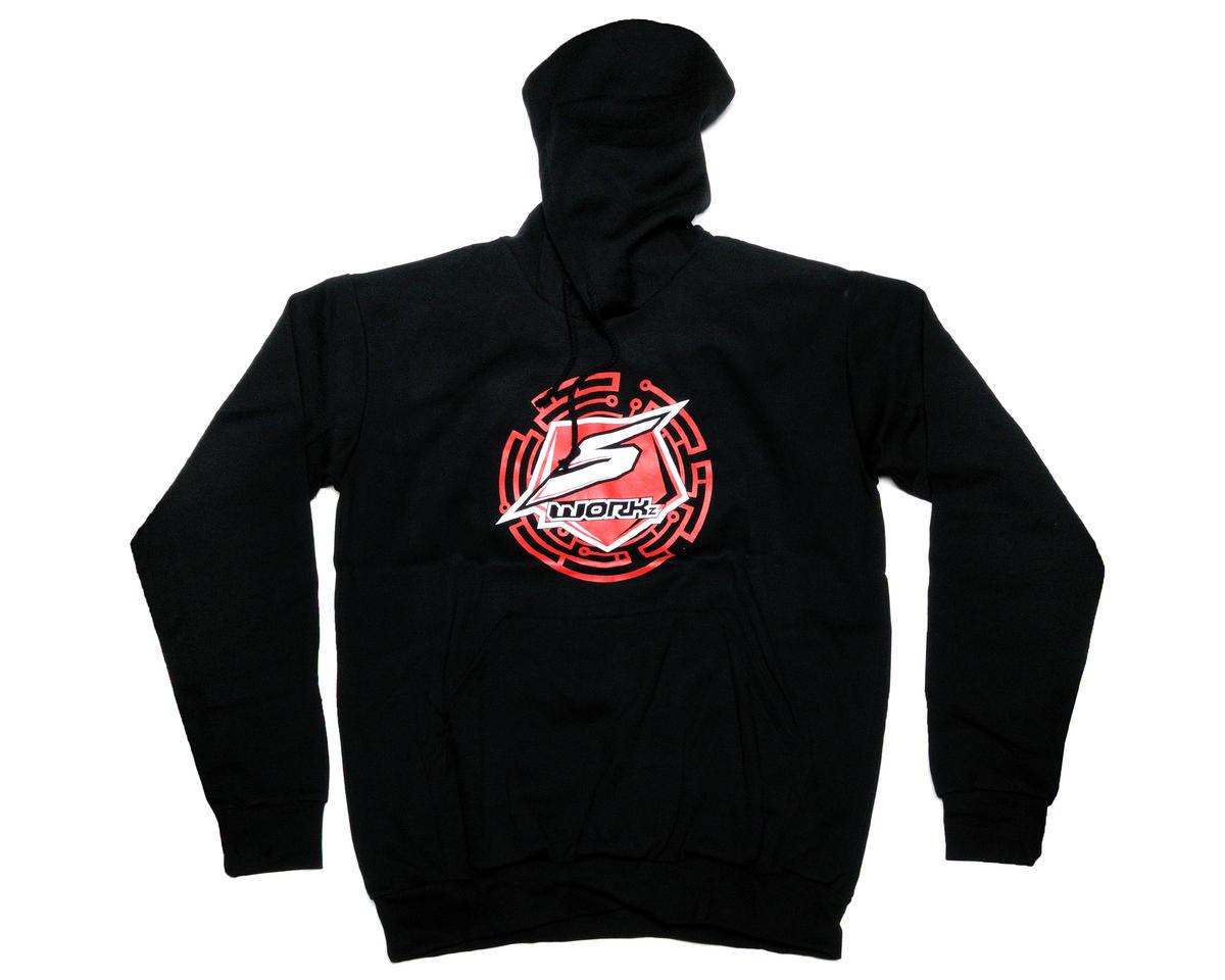 SWorkz Technology Logo Sweater (Black) (XL)