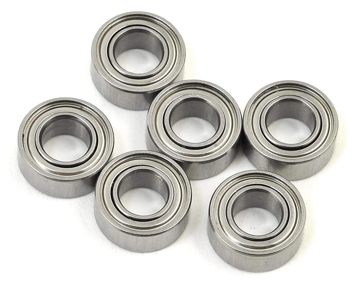 SWorkz 5x10x4mm Competition Ball Bearing (6) (Metal Case)
