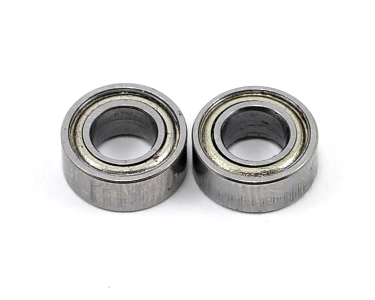 Synergy 5x10x4mm Radial Bearing (2) (Torque Tube Kit)