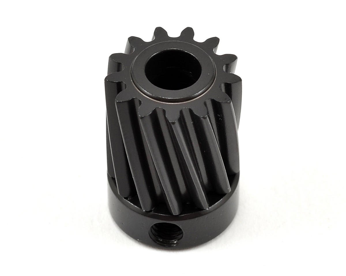 E5/E7SE/766 Helical Cut Hard Coated Pinion Gear (13T) by Synergy