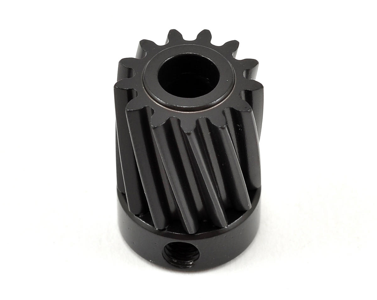 E5/E7SE/766 Helical Cut Hard Coated Pinion Gear (13T) by Synergy 766