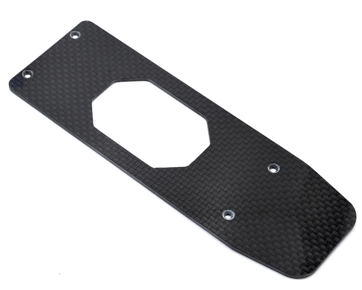 Synergy E5 Carbon Fiber Front Battery Plate