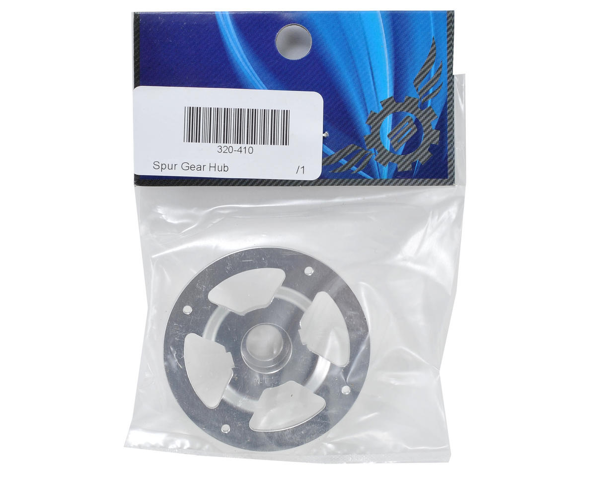 Synergy Spur Gear Hub (Torque Tube Kit)