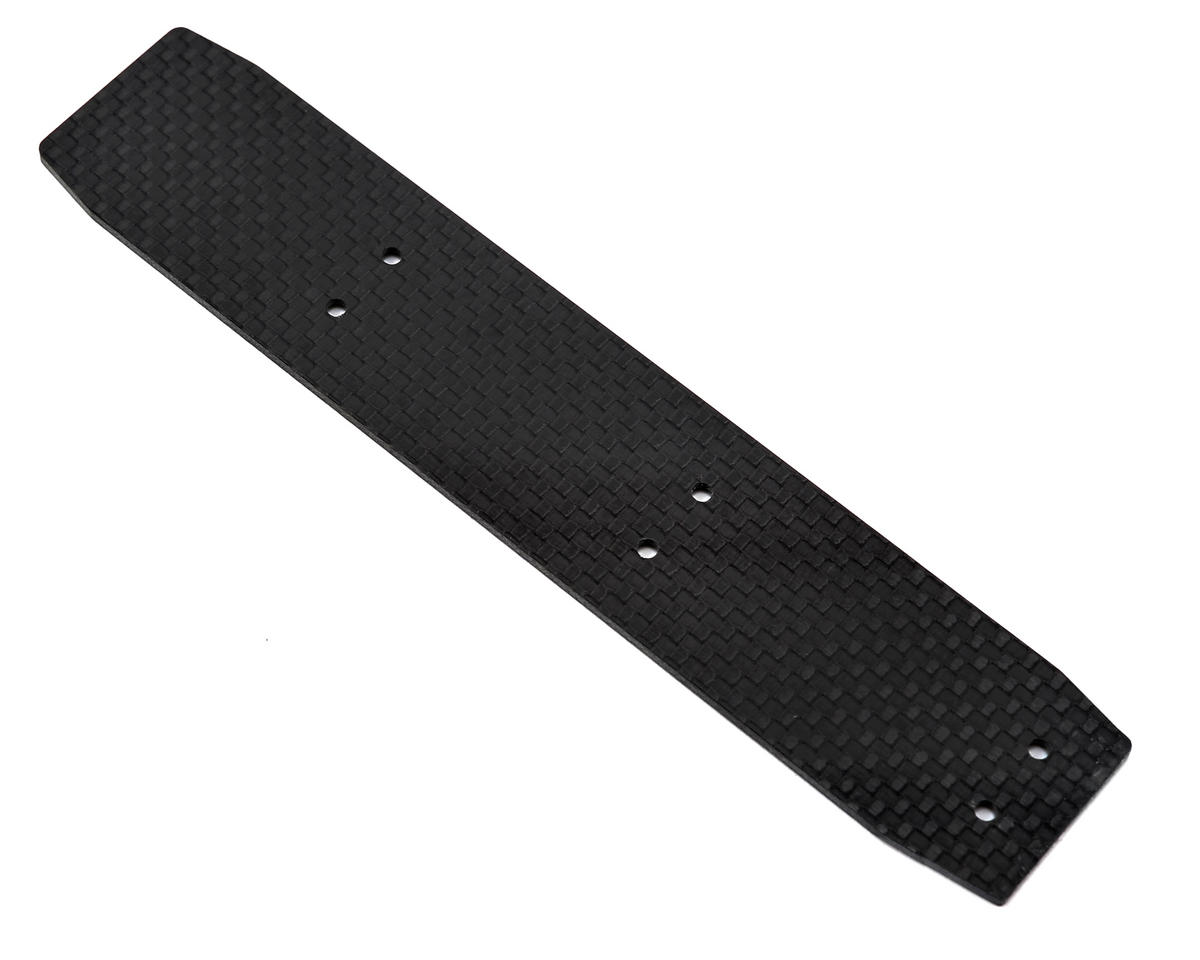 Carbon Fiber Radio Plate by Synergy