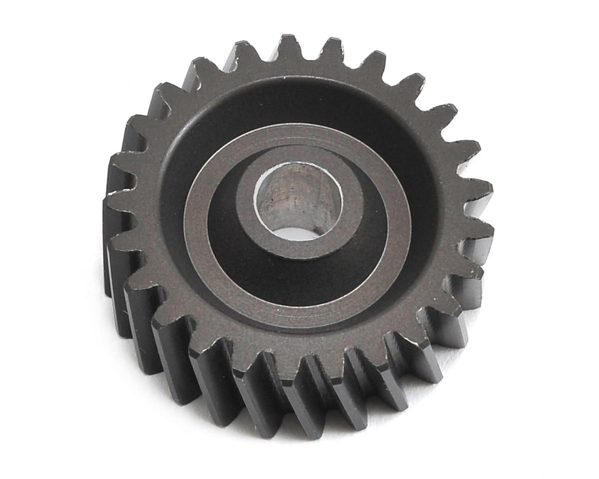Synergy Helical Pinion Hard Coated (25T)