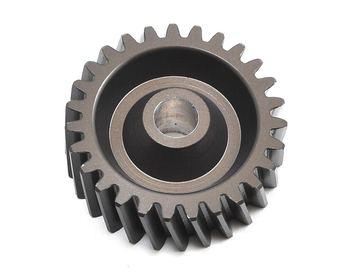 Synergy Helical Pinion Hard Coated (27T)