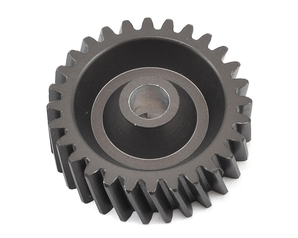 Synergy 766 Helical Pinion Hard Coated (28T)
