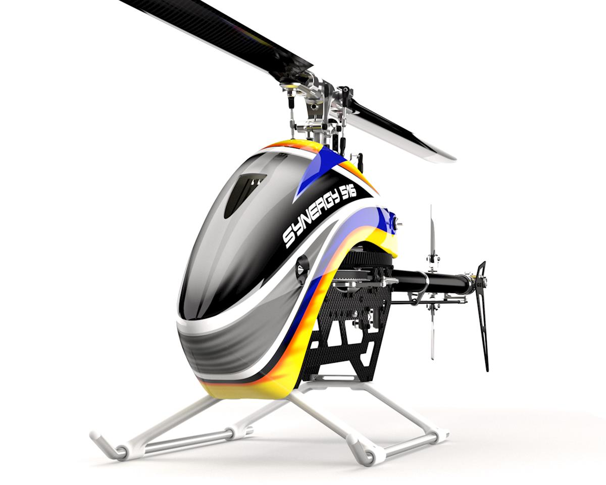 516 Flybarless Electric Helicopter Kit by Synergy