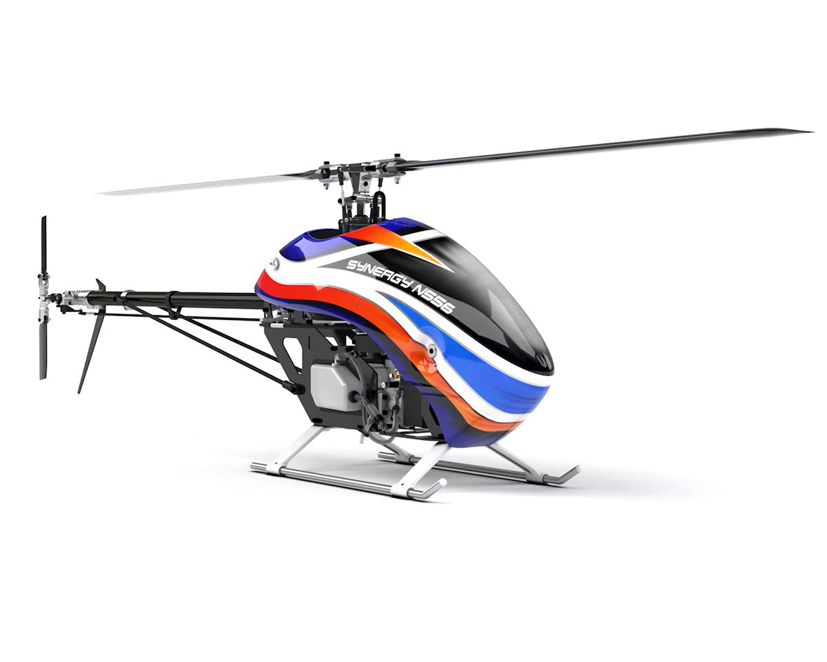 N556 Flybarless Nitro Helicopter Kit by Synergy