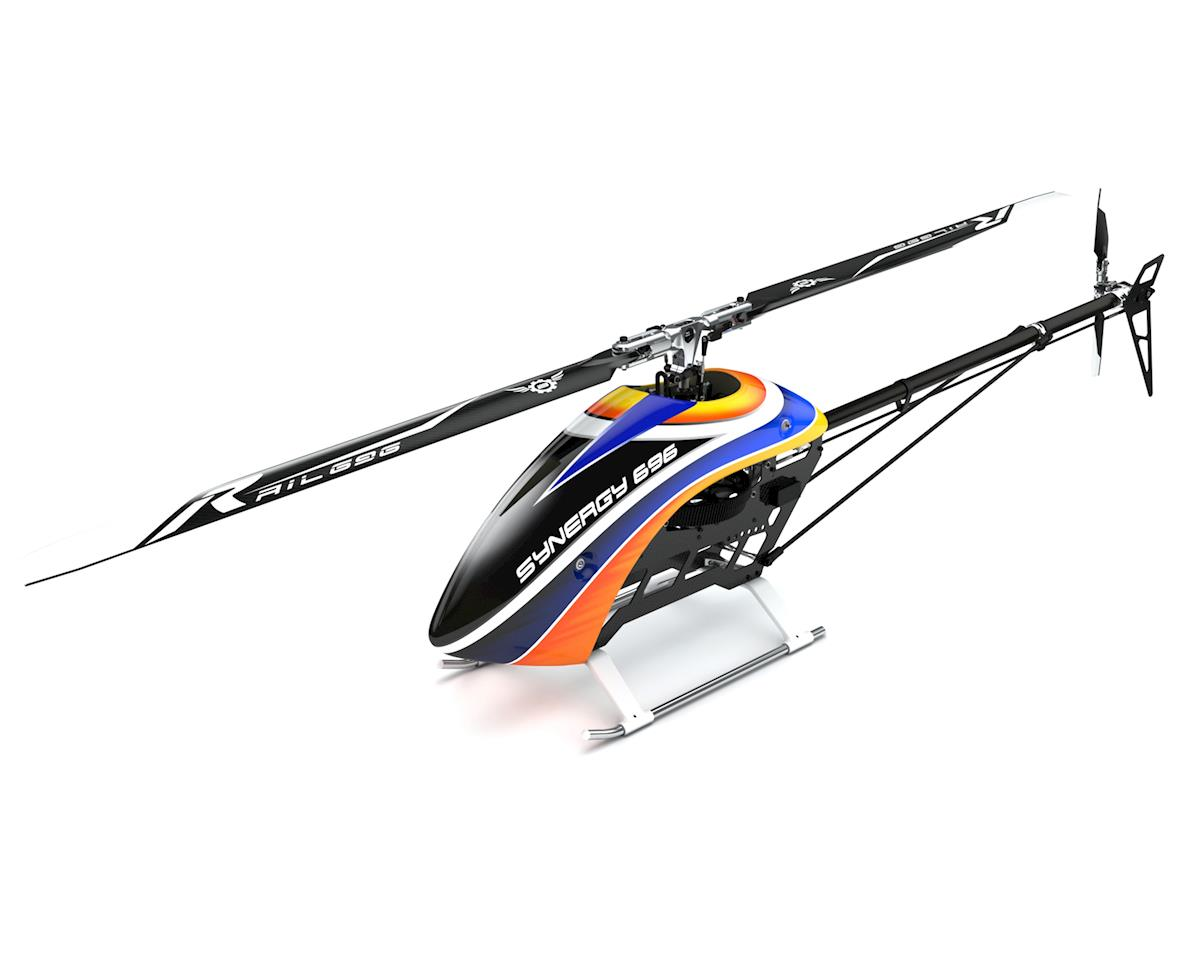 Synergy 696 Electric Helicopter Kit