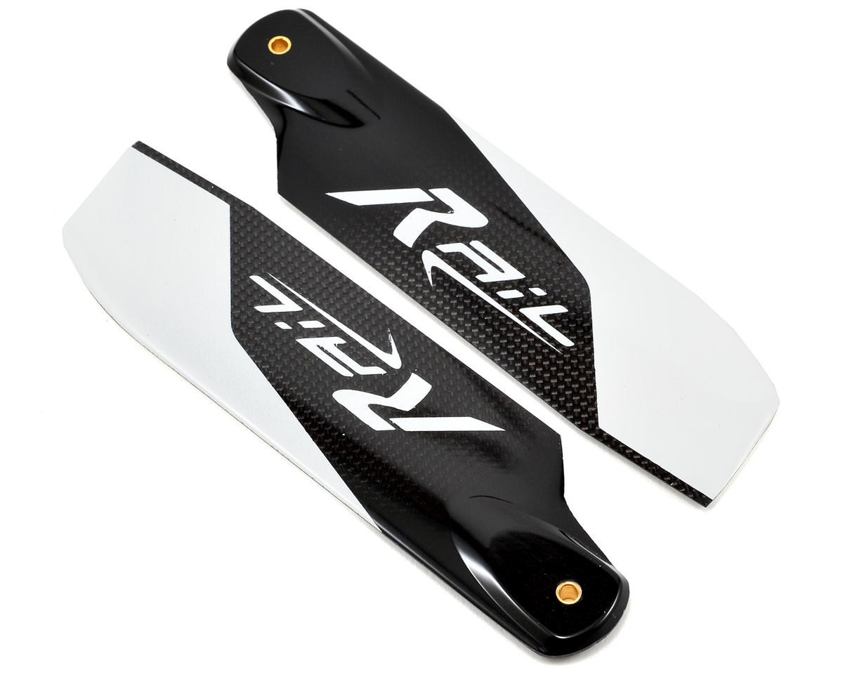 Rail R-116 Tail Blade Set by Synergy (SAB Goblin 700)