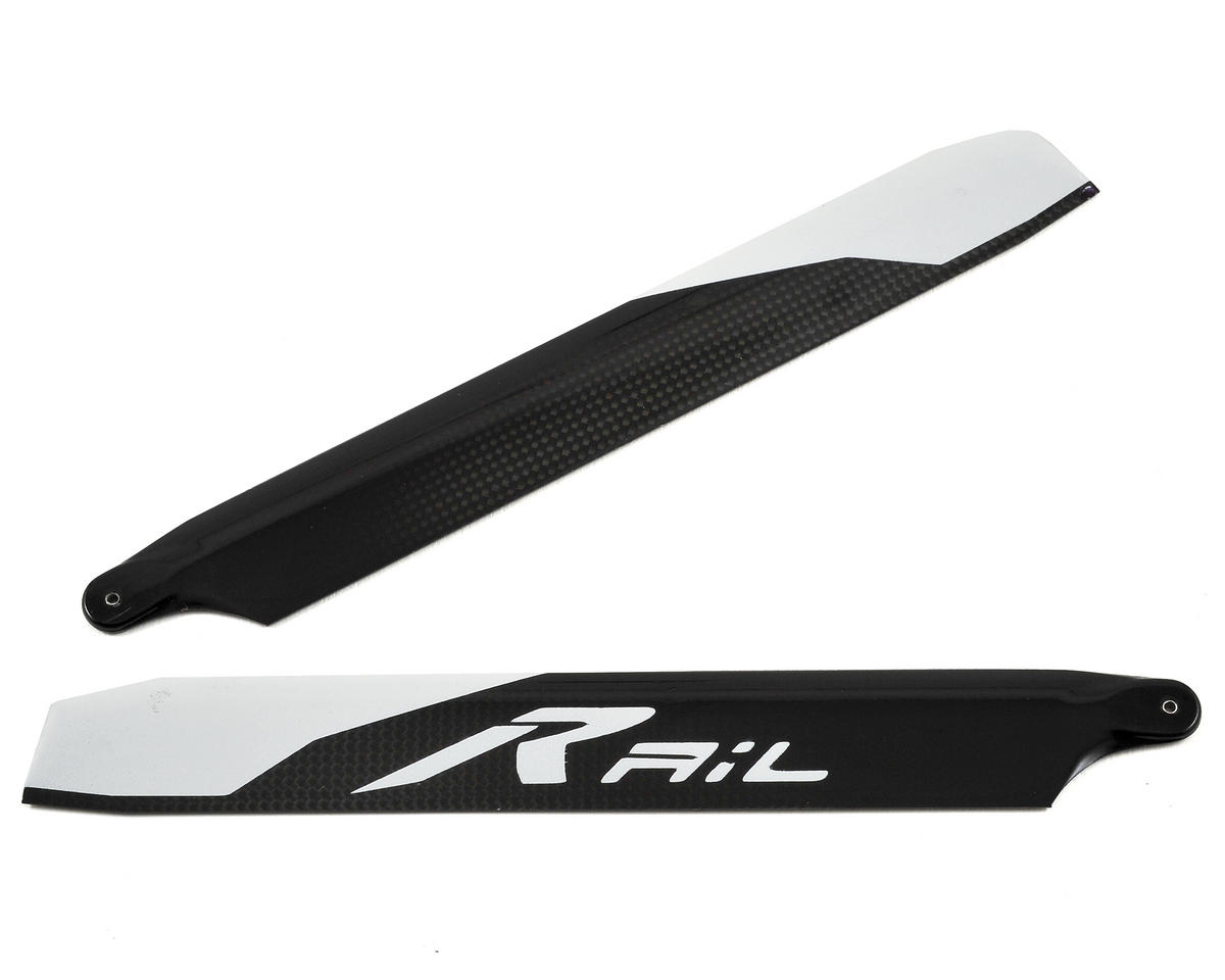Synergy Rail R-156 Main Blade Set (Blade 180 CFX)