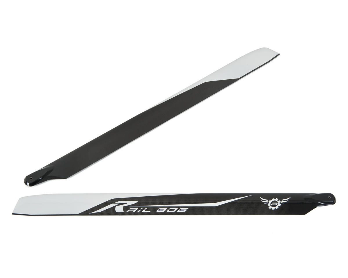 Synergy Rail R-806 Flybarless Main Blade Set