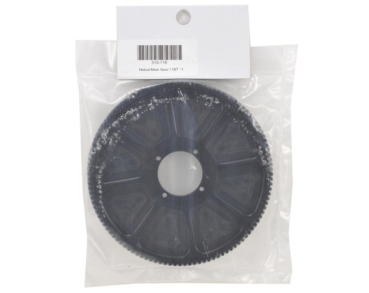 Synergy Helical Cut Main Gear (116T)