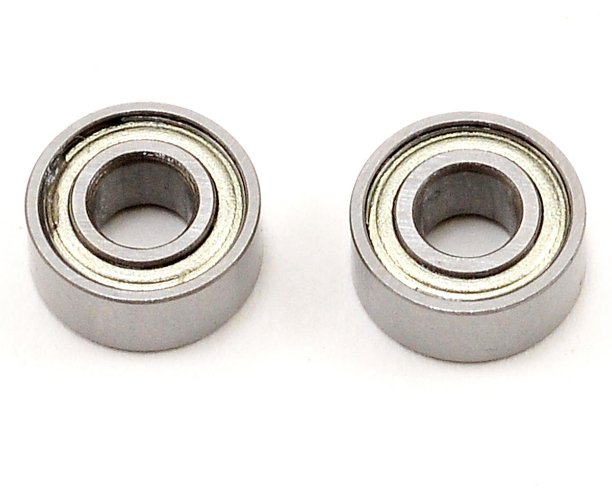 3x7x3mm Radial Bearing Set (2) by Synergy
