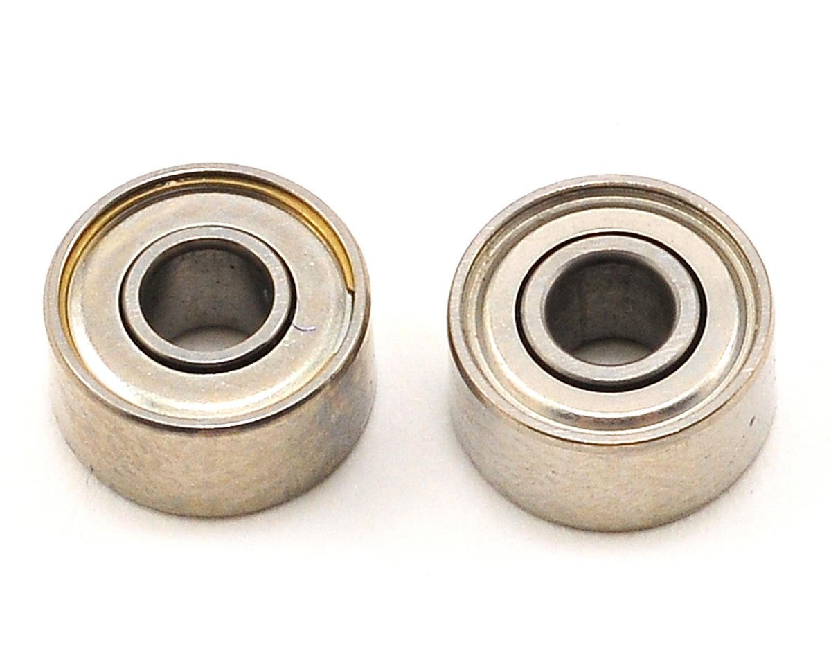 Synergy E6 3x8x3mm Radial Bearing Set (2)