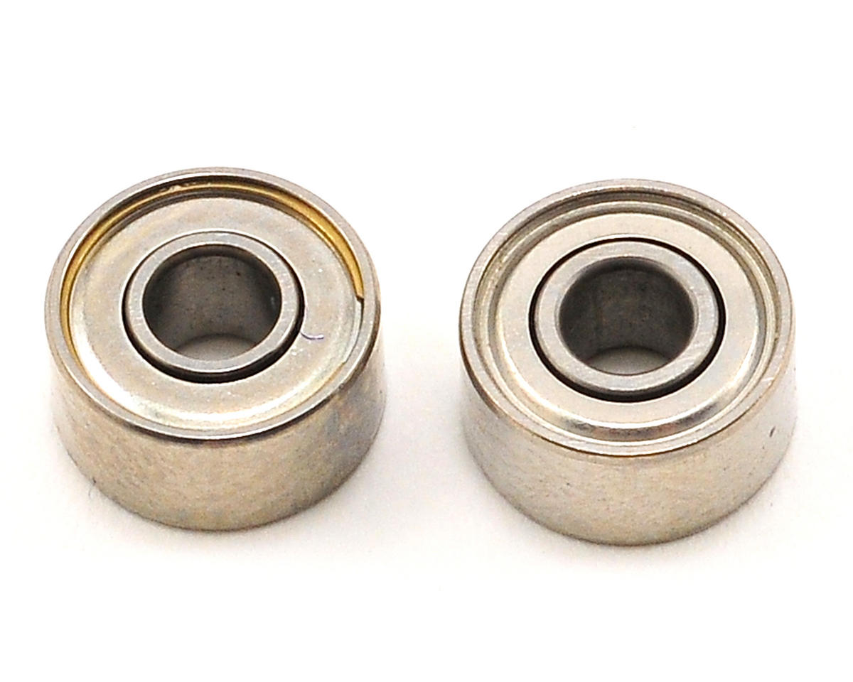 3x8x3mm Radial Bearing Set (2) by Synergy