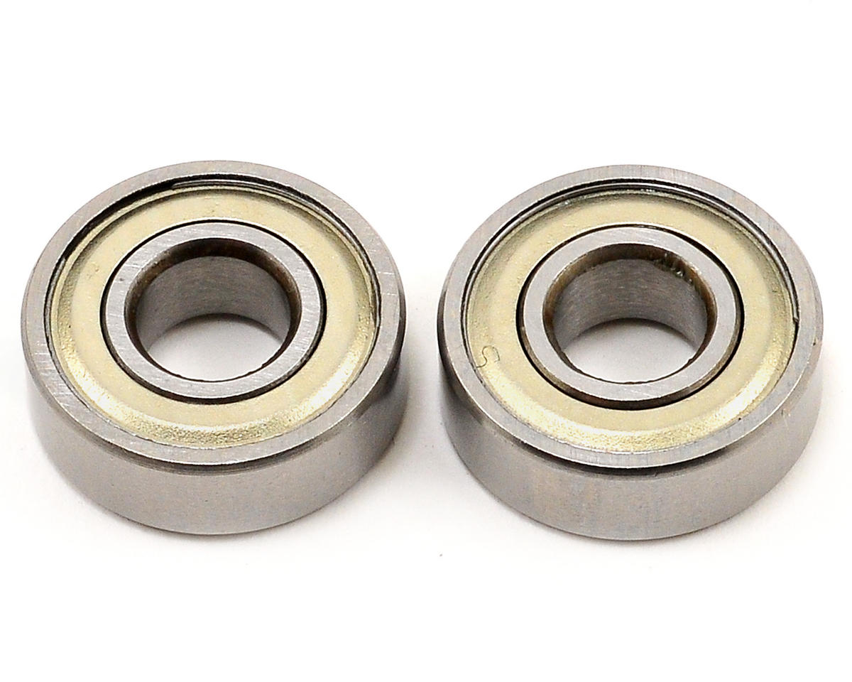 Synergy E6 6x15x5mm Radial Bearing Set (2)