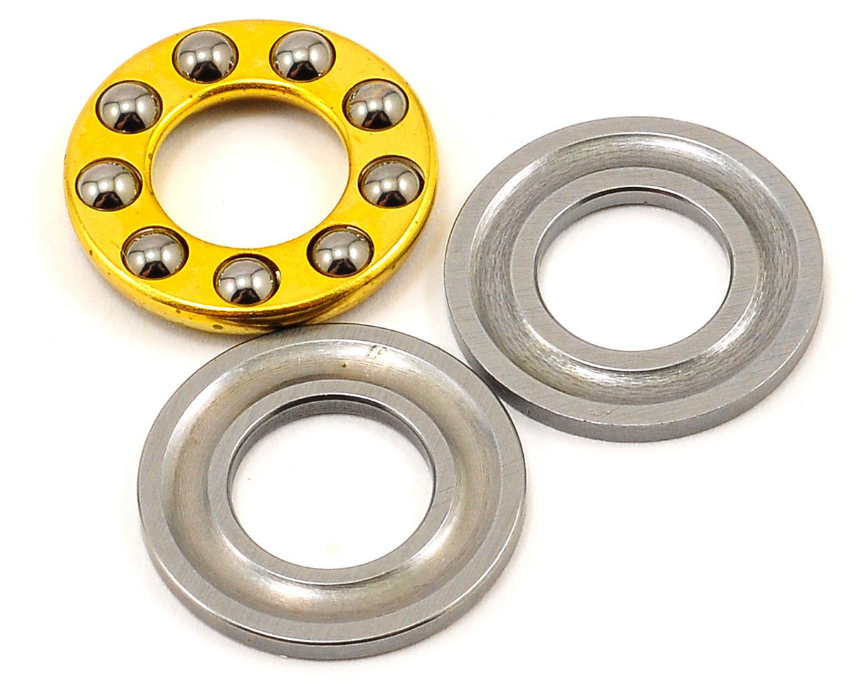 8x16x5mm Thrust Bearing by Synergy